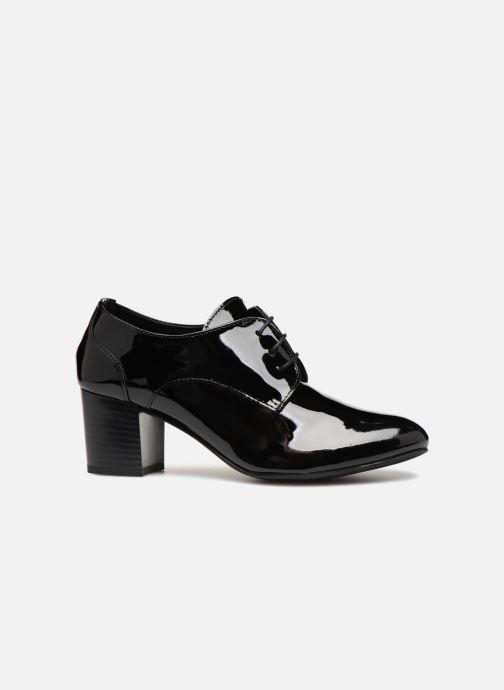 Chaussures à lacets Georgia Rose Lachica Noir vue derrière