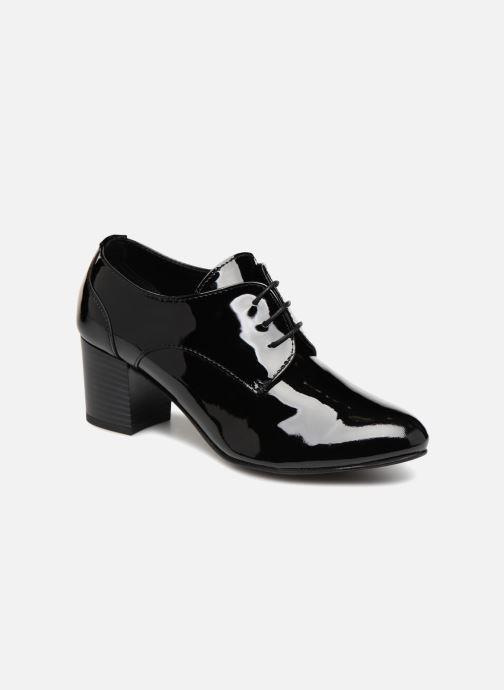 Chaussures à lacets Georgia Rose Lachica Noir vue détail/paire
