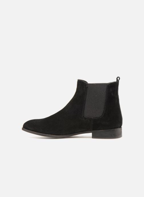 Bottines et boots Georgia Rose Lacrosta Noir vue face