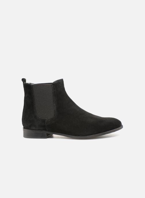 Bottines et boots Georgia Rose Lacrosta Noir vue derrière