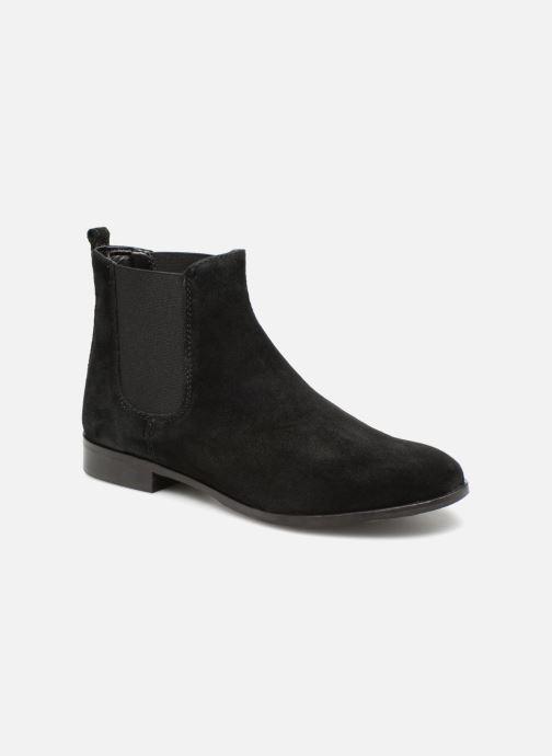Bottines et boots Georgia Rose Lacrosta Noir vue détail/paire