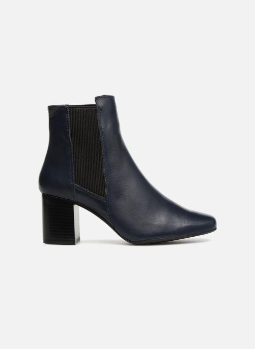 Bottines et boots Georgia Rose Labota Bleu vue derrière