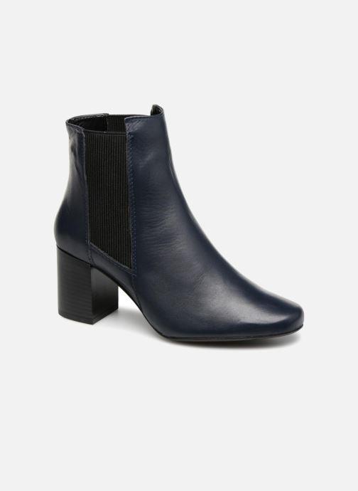 Bottines et boots Georgia Rose Labota Bleu vue détail/paire