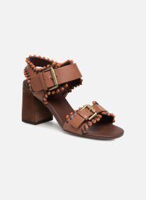 Sandali e scarpe aperte Donna Romy High Heel