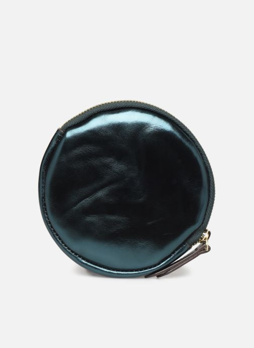 Petite Maroquinerie Neuville Lua Bleu vue face