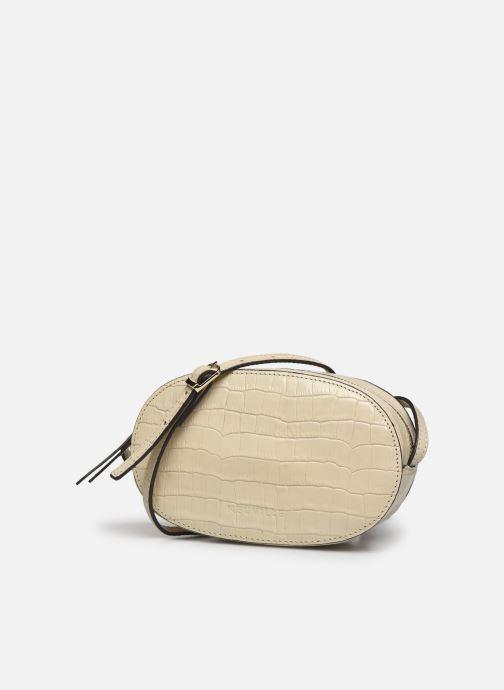 Handtassen Neuville Ovale Wit model