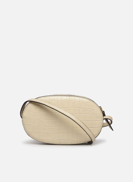 Handtassen Neuville Ovale Wit voorkant