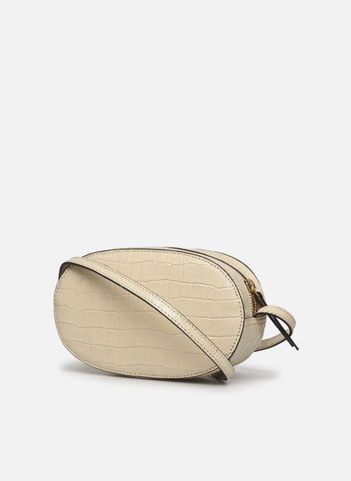 Handtassen Neuville Ovale Wit rechts