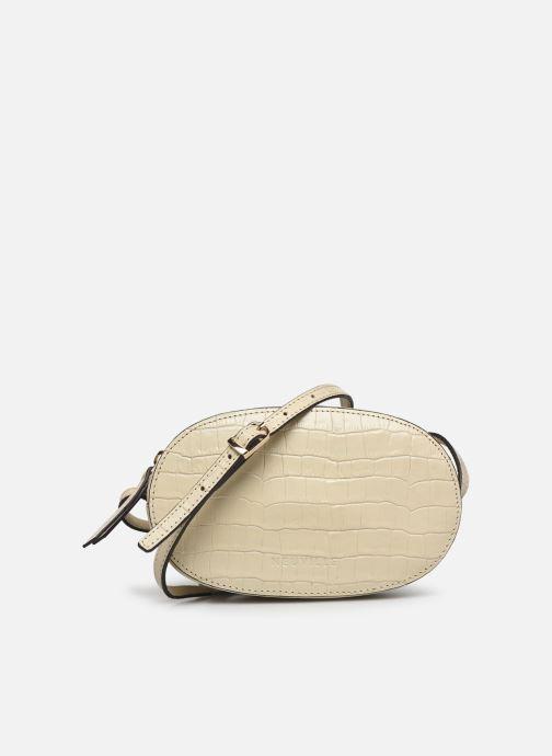 Handtassen Neuville Ovale Wit detail