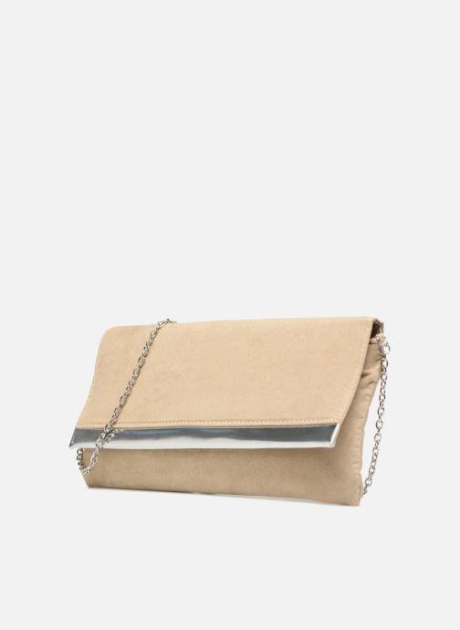 Handbags Menbur 83841 Beige model view