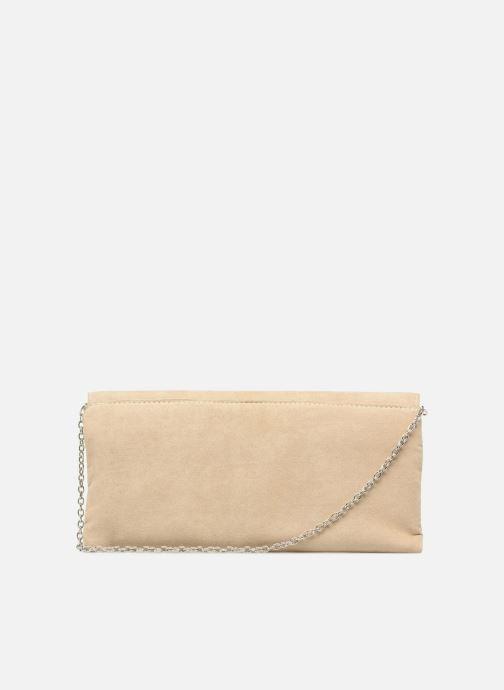 Handbags Menbur 83841 Beige front view
