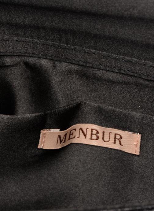 Handtassen Menbur 84158 Zwart achterkant