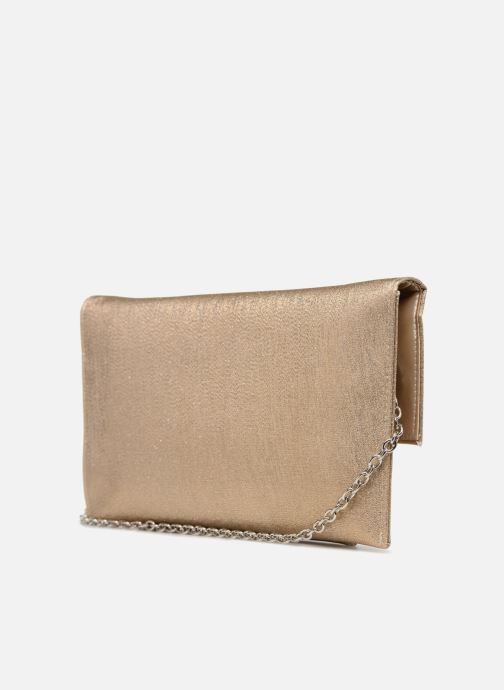 Handbags Menbur 84158 Beige view from the right