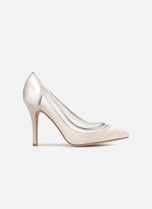 Zapatos de tacón Menbur 7255 Blanco vistra trasera