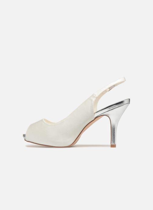 High heels Menbur 6265 White front view