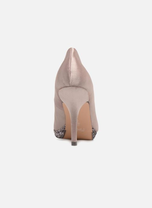 High heels Menbur 6738 Beige view from the right