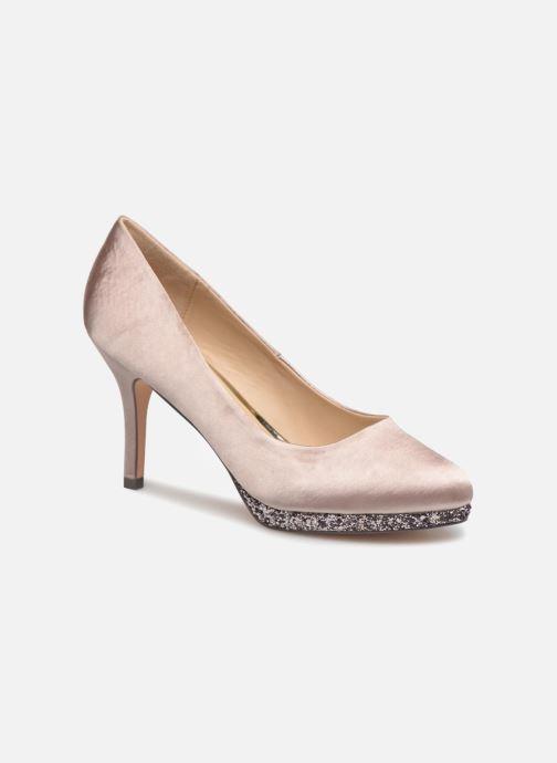 High heels Menbur 6738 Beige detailed view/ Pair view