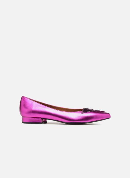 Ballerines Made by SARENZA 80'S Disco Girl Ballerines #1 Rose vue portées chaussures
