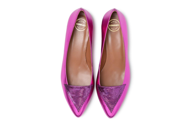 Made by SARENZA 80'S Disco Girl Ballerines #1 (Rose) - Ballerines en Más cómodo Remise de marque