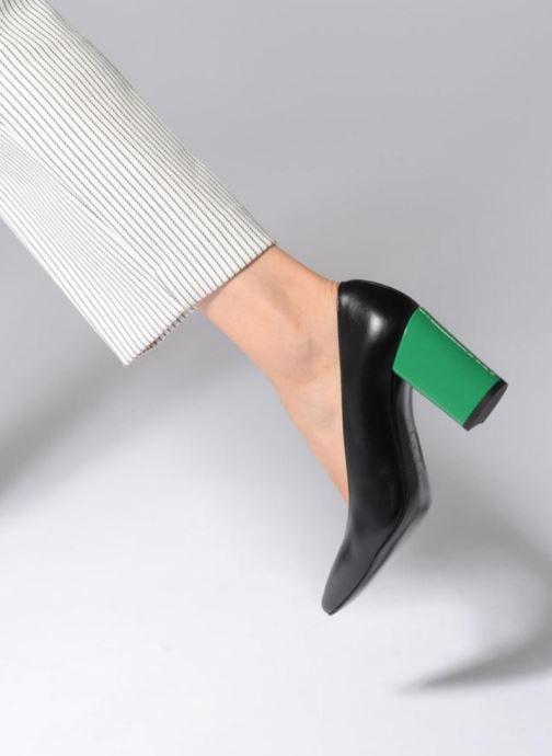 Zapatos de tacón Made by SARENZA Busy Girl Escarpins #6 Rojo vista de abajo
