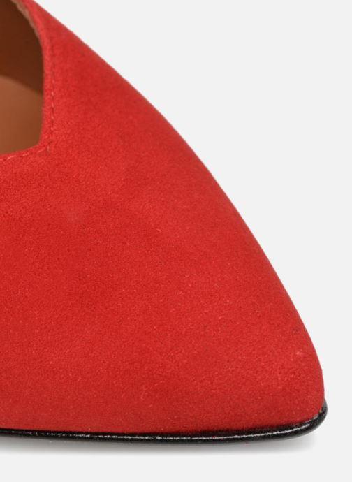 Zapatos de tacón Made by SARENZA Busy Girl Escarpins #6 Rojo vista lateral izquierda