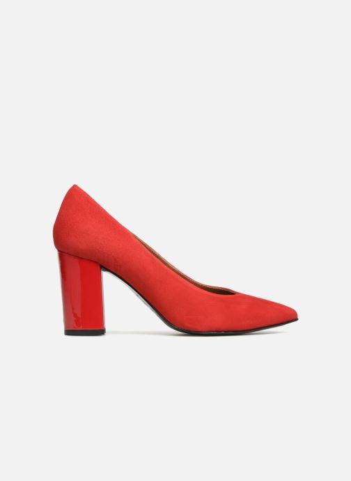 Zapatos de tacón Made by SARENZA Busy Girl Escarpins #6 Rojo vista de detalle / par