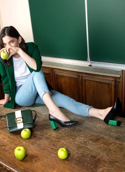 Zapatos de tacón Made by SARENZA Busy Girl Escarpins #6 Negro vista de abajo