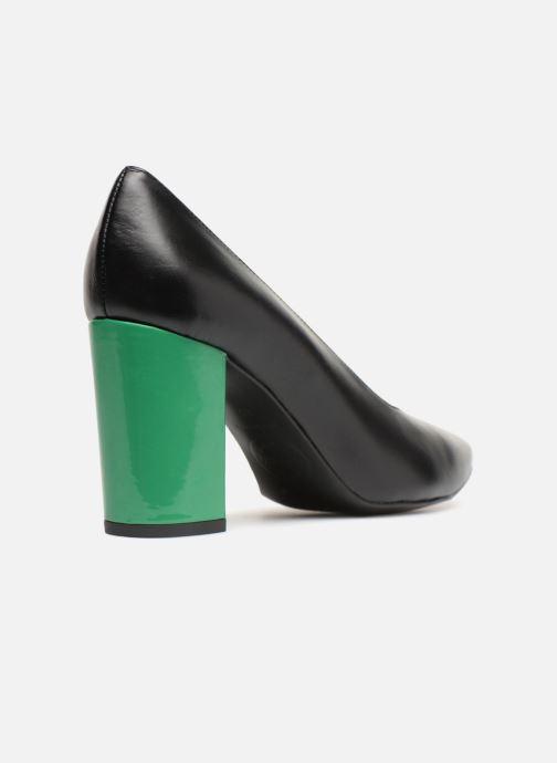 Zapatos de tacón Made by SARENZA Busy Girl Escarpins #6 Negro vista de frente