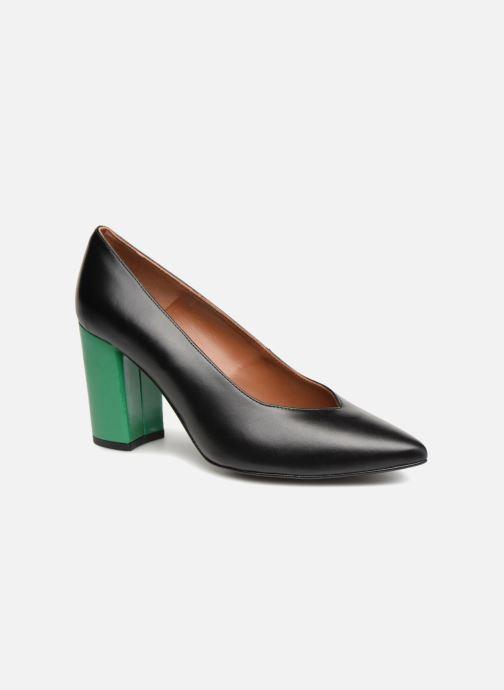 Zapatos de tacón Made by SARENZA Busy Girl Escarpins #6 Negro vista lateral derecha