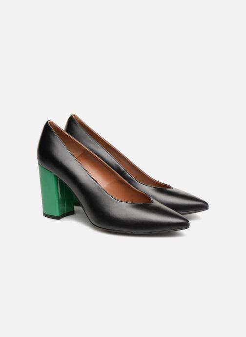 Zapatos de tacón Made by SARENZA Busy Girl Escarpins #6 Negro vistra trasera