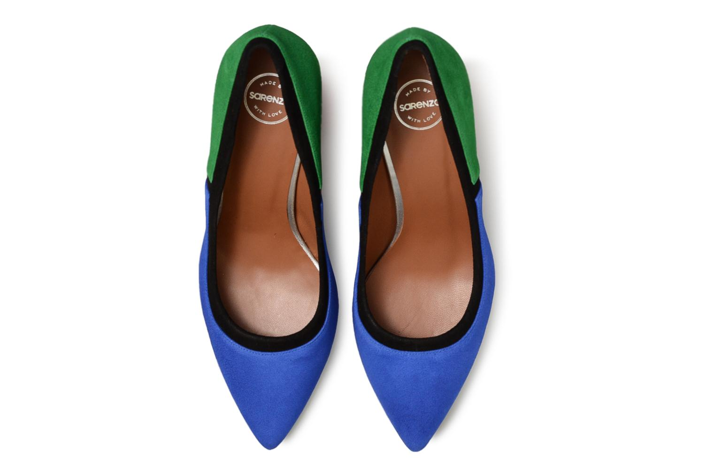 Escarpins Made by SARENZA Busy Girl Escarpins #7 Multicolore vue portées chaussures