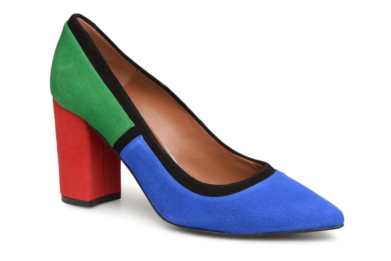 Escarpins Made by SARENZA Busy Girl Escarpins #7 Multicolore vue droite