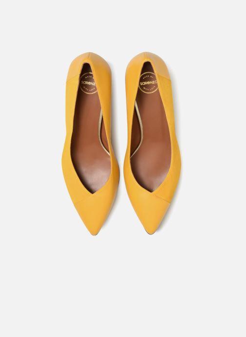 Escarpins Made by SARENZA Toundra Escarpins #1 Jaune vue portées chaussures