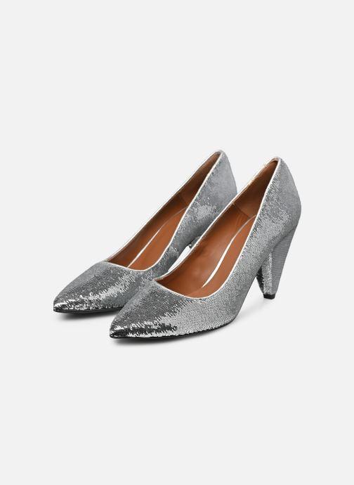 Zapatos de tacón Made by SARENZA 80's Disco Girl Escarpins #3 Plateado vista de abajo