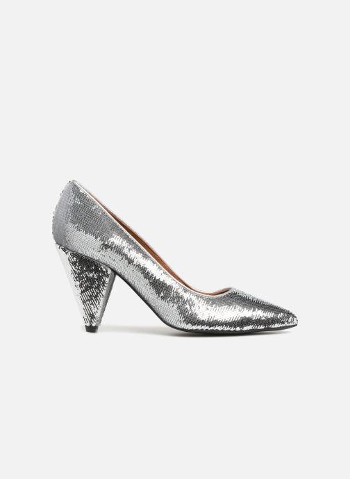 Zapatos de tacón Made by SARENZA 80's Disco Girl Escarpins #3 Plateado vista de detalle / par