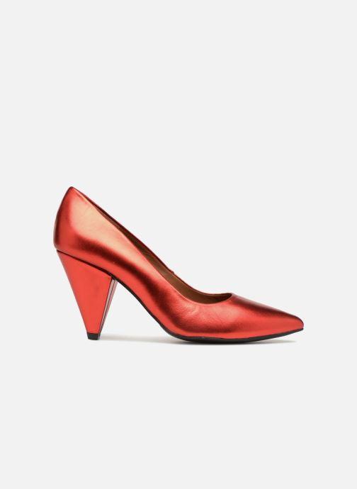 Escarpins Made by SARENZA 80's Disco Girl Escarpins #3 Rouge vue détail/paire