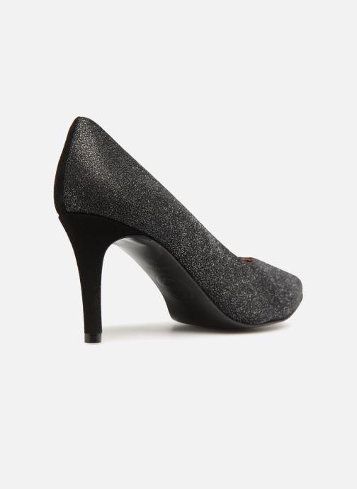 Zapatos de tacón Made by SARENZA 80's Disco Girl Escarpins #6 Negro vista de frente