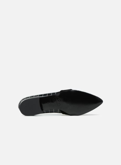 Loafers Made by SARENZA Busy Girl Mocassin #4 Black view from above