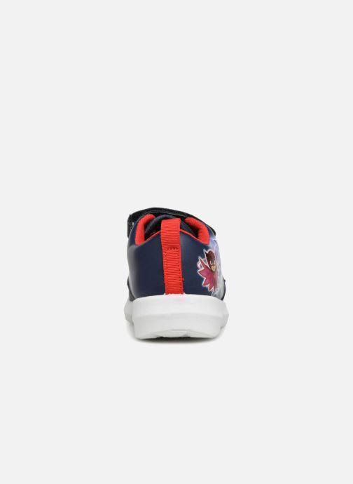 Baskets PJ Masks Giorginec Bleu vue droite