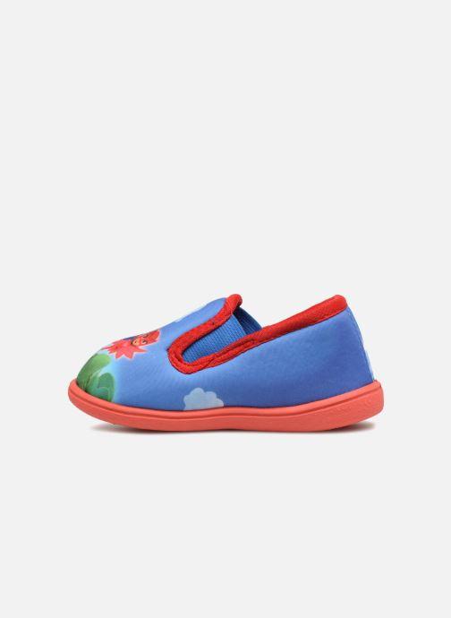 Pantoffels PJ Masks Caniac Blauw voorkant