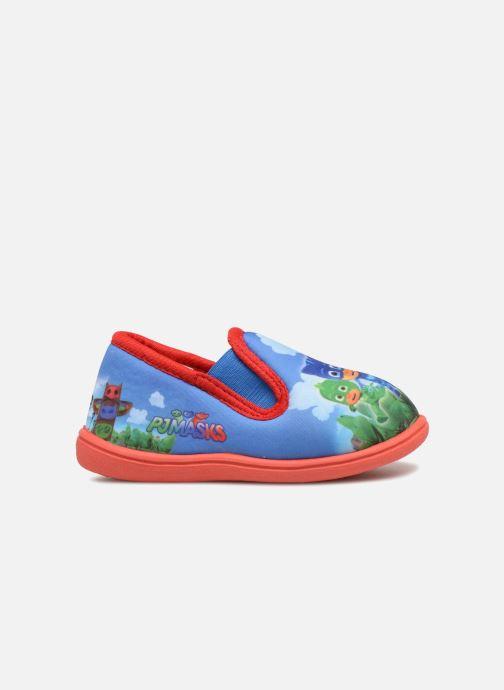 Slippers PJ Masks Caniac Blue back view