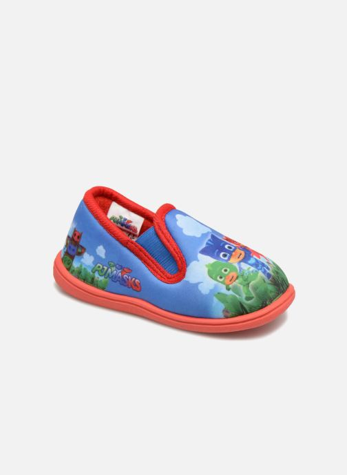 Slippers PJ Masks Caniac Blue detailed view/ Pair view