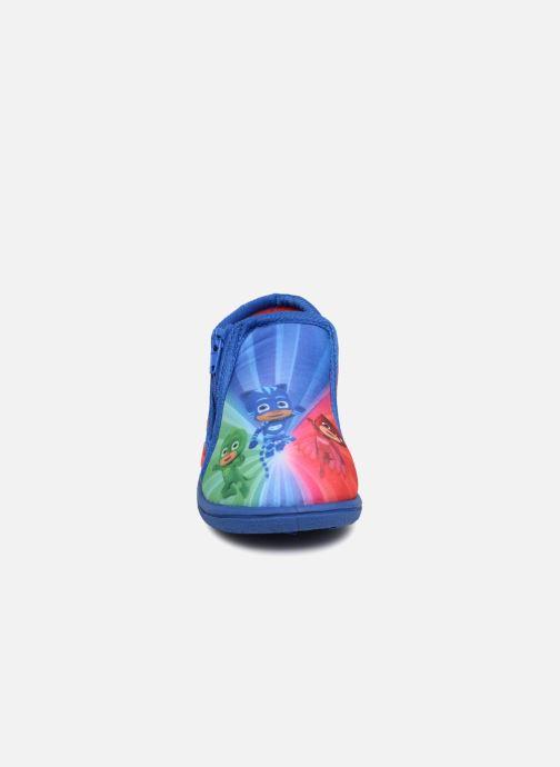Chaussons PJ Masks Cidem Rouge vue portées chaussures