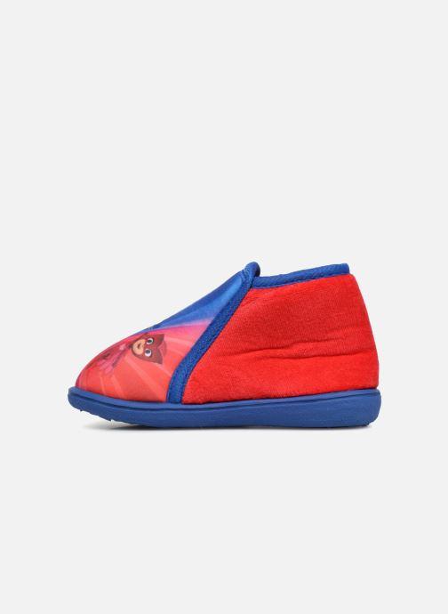 Hausschuhe PJ Masks Cidem rot ansicht von vorne
