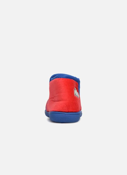 Slippers PJ Masks Cidem Red view from the right