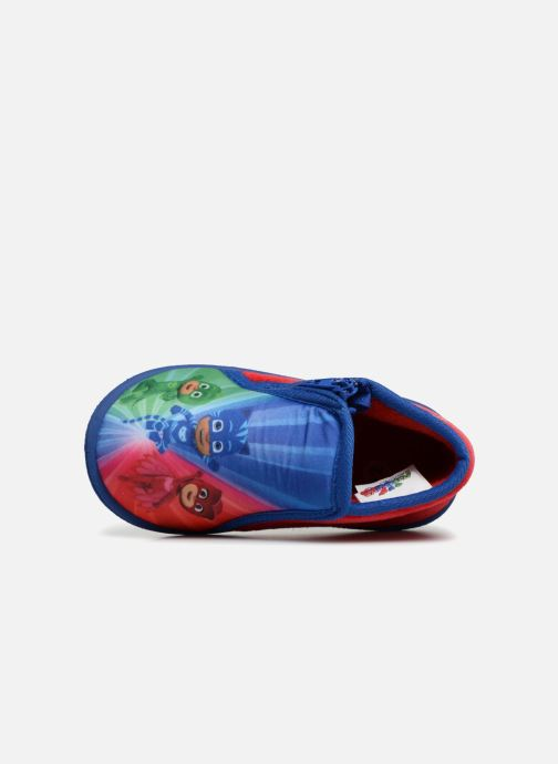 Slippers PJ Masks Cidem Red view from the left