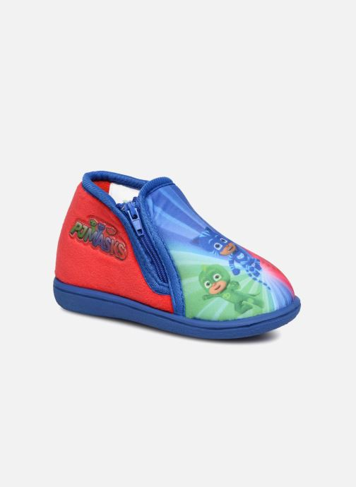 Slippers PJ Masks Cidem Red detailed view/ Pair view