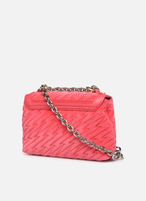 Sacs à main Vivienne Westwood Coventry Medium Handbag Rose vue droite