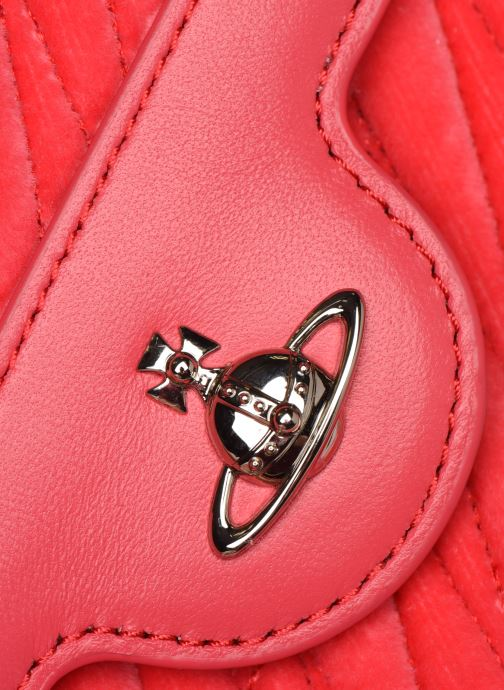 Sacs à main Vivienne Westwood Coventry Medium Handbag Rose vue gauche