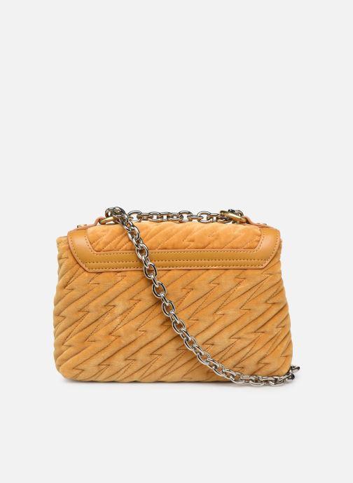 Sacs à main Vivienne Westwood Coventry Medium Handbag Jaune vue face